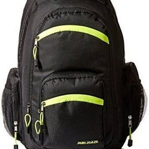 Trailmaker Big Boys Tripe Pocket Backpack, Black